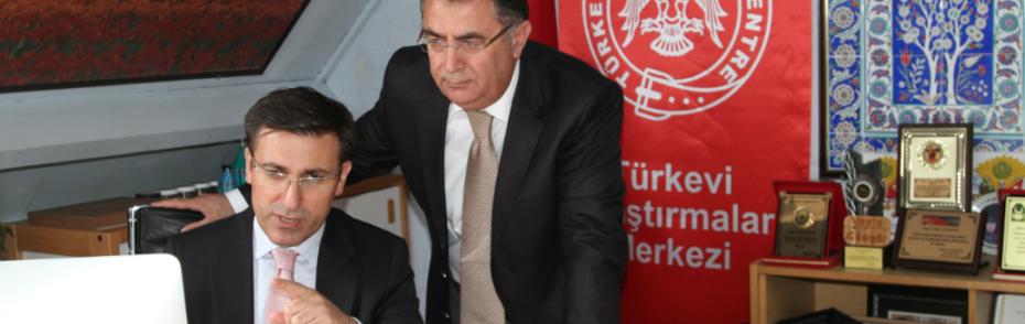 Milletvekili ve AGIT Özel temsilcisi Talip Küçükcan Hollanda ziyaretinde çeşitli temaslarda bulundu