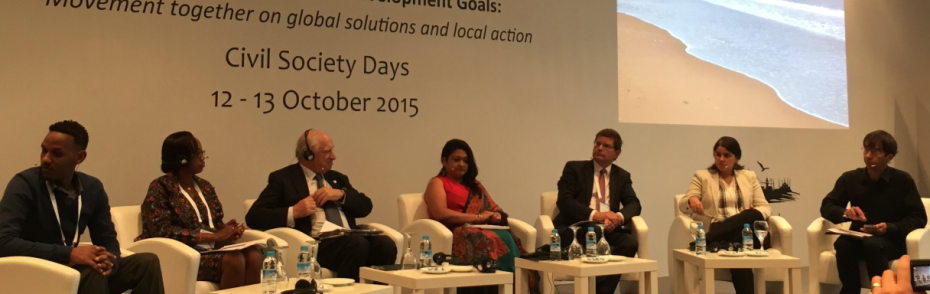 Küresel Göç ve Kalkınma Forumu Sivil Toplum Günleri İstanbul'da gerçekleşti