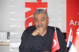 Sosyolog Musa Tasdelen