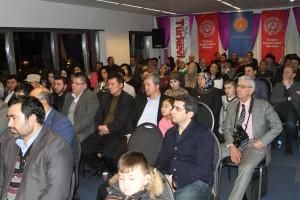 Hollanda Uygur Vakfi Katilimcilar