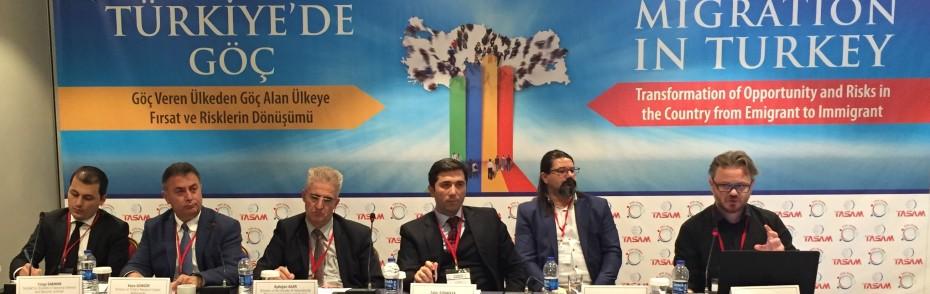 İstanbul'da Sivil Global Zirvesi Göç Konferansı