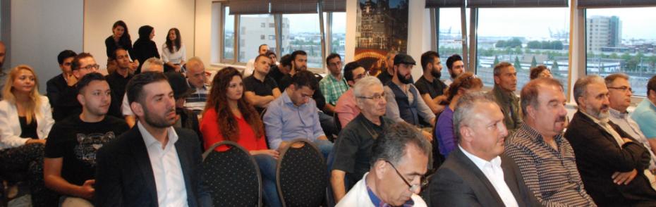 Avrupa'da akıl tutulmasına rağmen Gülenistler-FETO 15 Temmuz darbesinde yer almıştır…