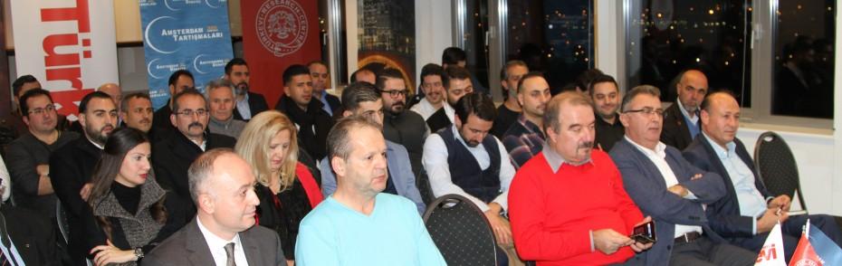 Türk mutfağı kültür diplomasisi tartışıldı