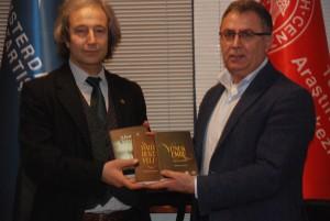Fatih Okumusa Turkevi Yayinlari takdim edildi