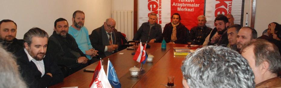5. Türkevi Konuşmalarında Kültür Diplomasisi masaya yatırıldı…