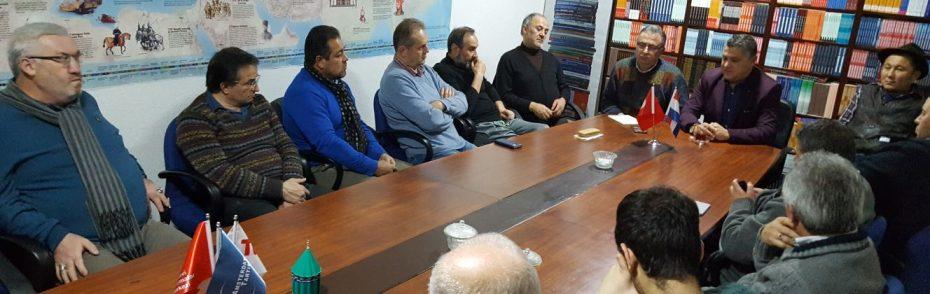 Hollanda'da Balkanlar ve Kosova anlatıldı