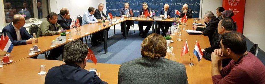 Türkiye-Avrupa Birliği ülkeleri ilişkilerindeki kriz konjektureldir