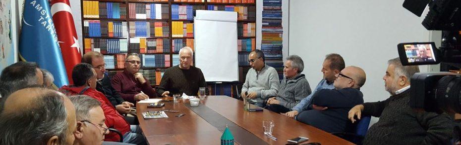 Yemni Harari'nin Homo Deus kitabını eleştirdi
