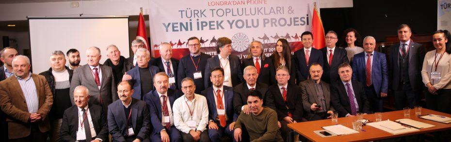 'Yeni İpekyolu Projesi', 'Avrupa Türkçe Yayınlar Sempozyumu'nda Tartışıldı